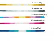 Лента  CHACOTT 490 (цветная) 6м (5)