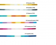 Лента  CHACOTT 491 (цветная) 5м (5 )