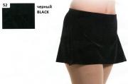 Юбка для фигурного катания 2804 (52 черная)