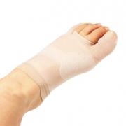 Носок для большого пальца стопы (бежевый) 709/710