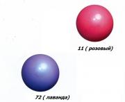 Мяч юниор глянец (17 см) 015
